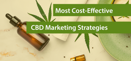 Most cost effective CBD marketing strategies
